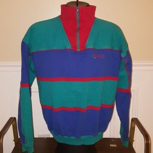 Vtg 90s Vail ski shirt